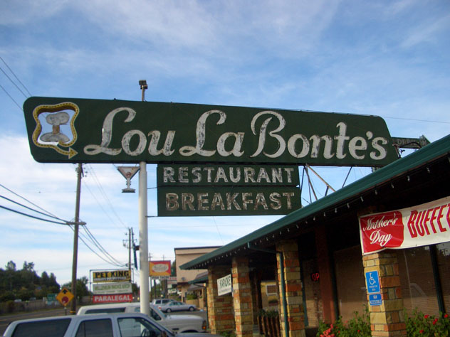Labonte Sign