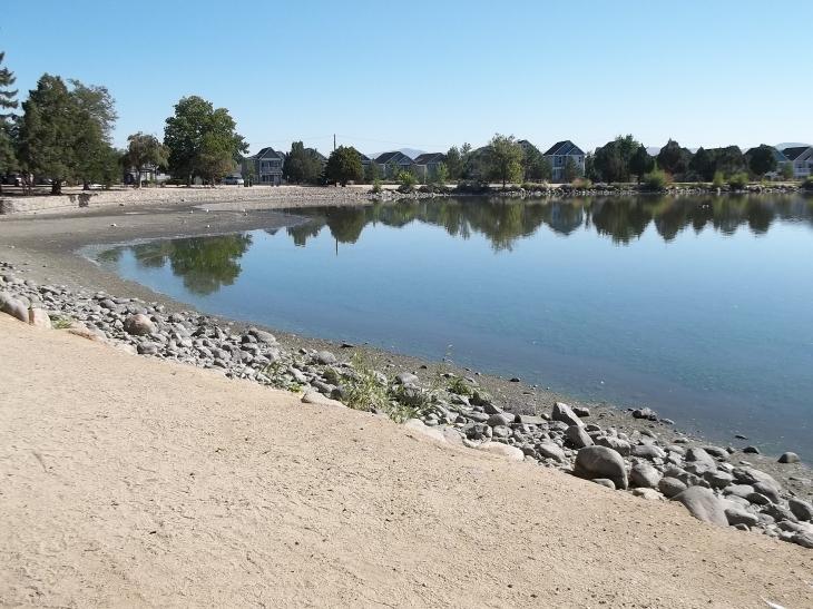 V Lake north end Sept_7