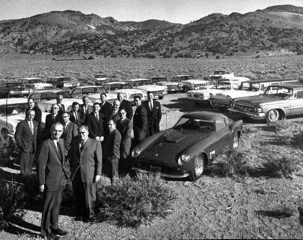 harrahboarddirectors1959