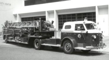 1947 Fire ladder